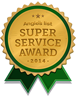 Angiest List Super Service Award